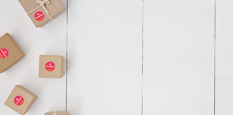 Die Aufbewahrungsboxen für Menstruationsprodukte